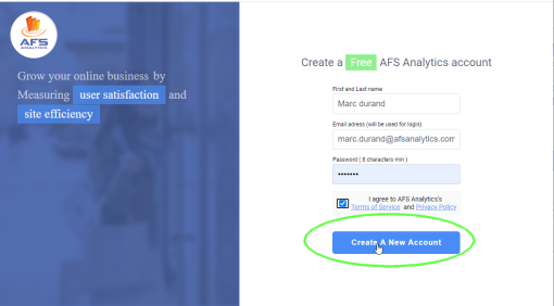 AFS Analytics Extension WordPress